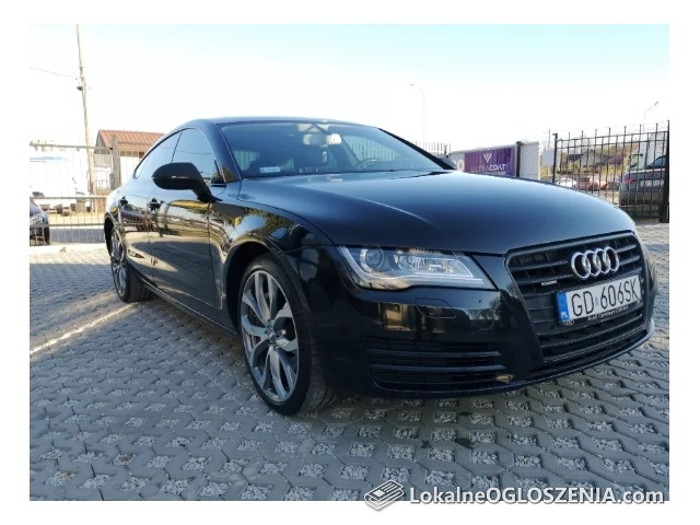Audi A7 C7 3.0 TFSI Supercharged 2011 Quattro 432KM !