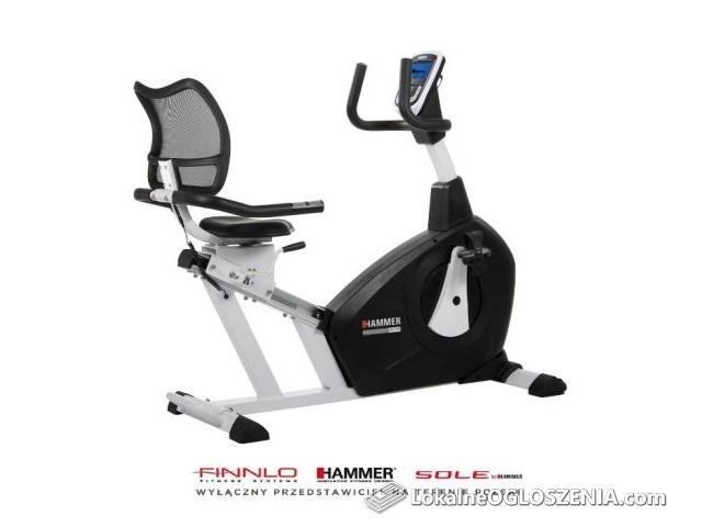 Rower poziomy Hammer Comfort XTR, Rower rehabilitacyjny!!