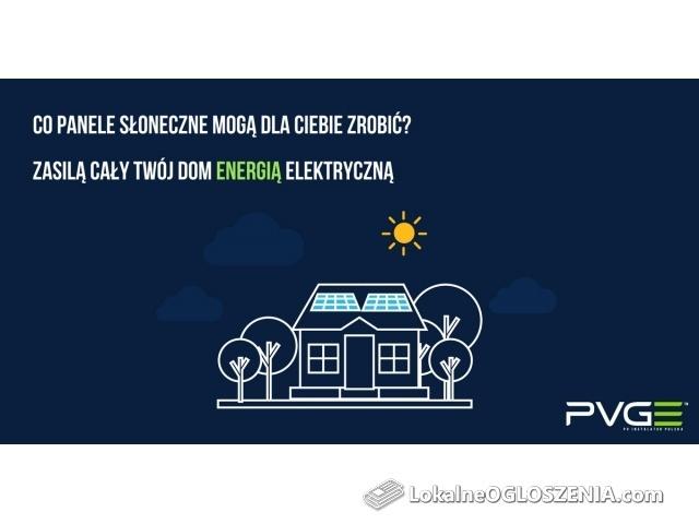 Fotowoltaika – sposób na likwidację rachunków za prąd