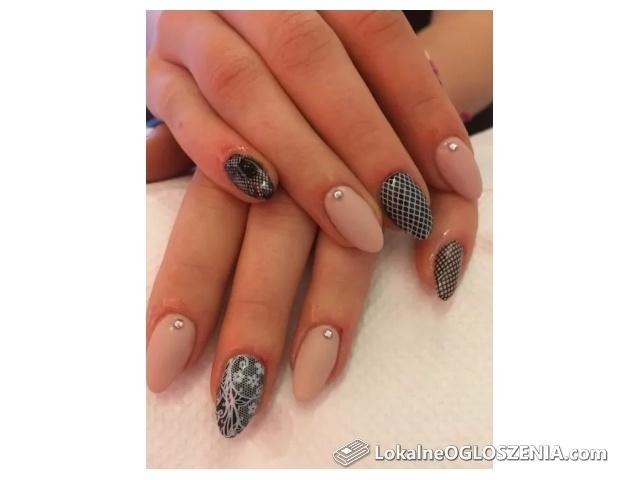 Manicure hybrydowy 65zl