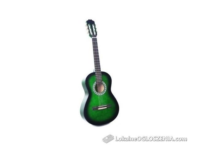 Alvera Gitara Klasyczna 3/4 Acg100 Greenburst