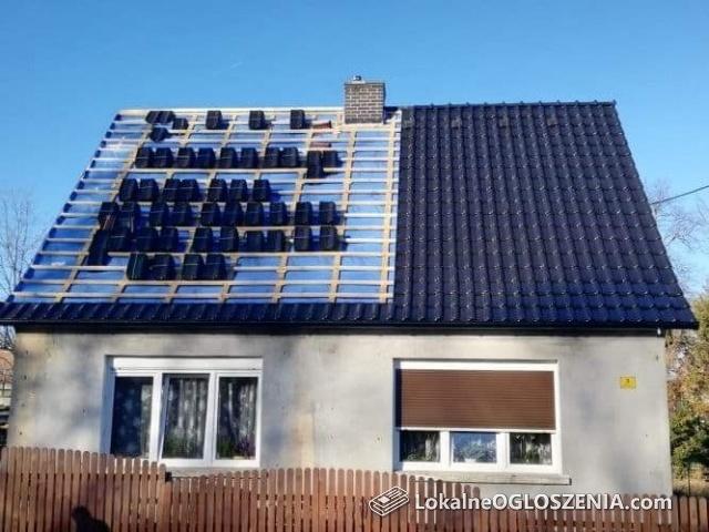 Dachy dach okna dekarstwo