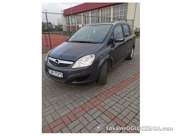 Opel Zafira B 1.9d 120km