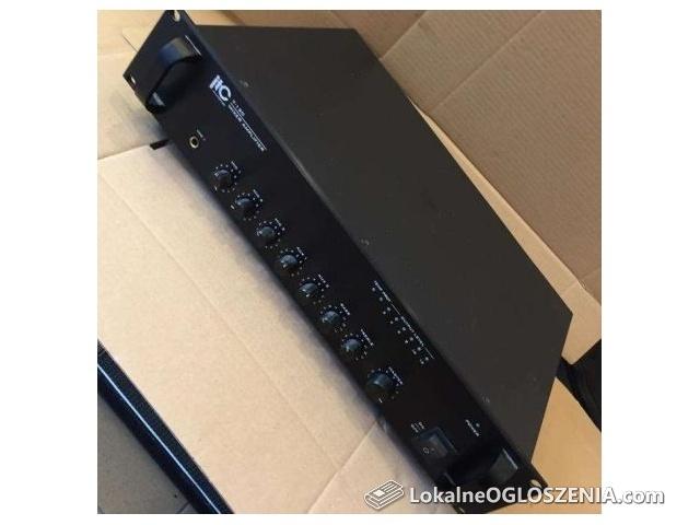 ITC Audio T-120 Wzmacniacz RADIOWĘZŁOWY miksujący 120W