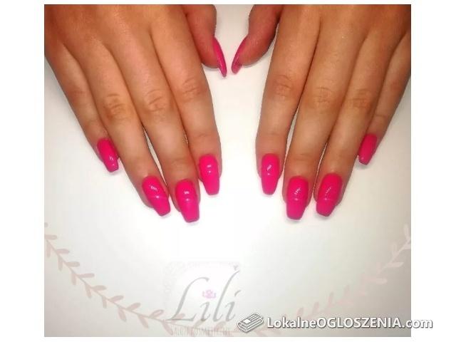 Stylizacja paznokci, brwi i rzęs Depilacja woskiem Kosmetyka Słomniki