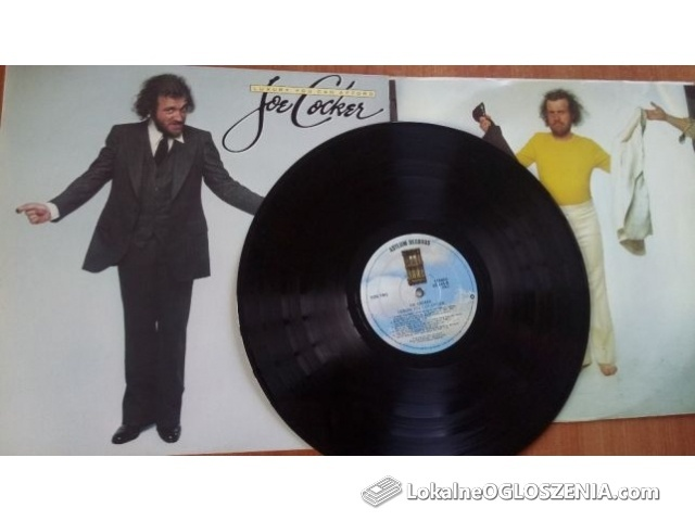 Joe Cocker ‎– Luxury You Can Afford, vinyl USA 1978
