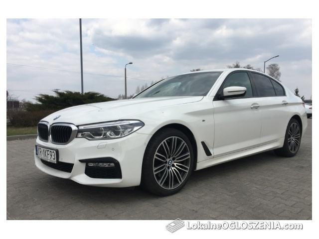 Leasing Uproszczony/Wynajem Długoterminowy samochodów marki BMW
