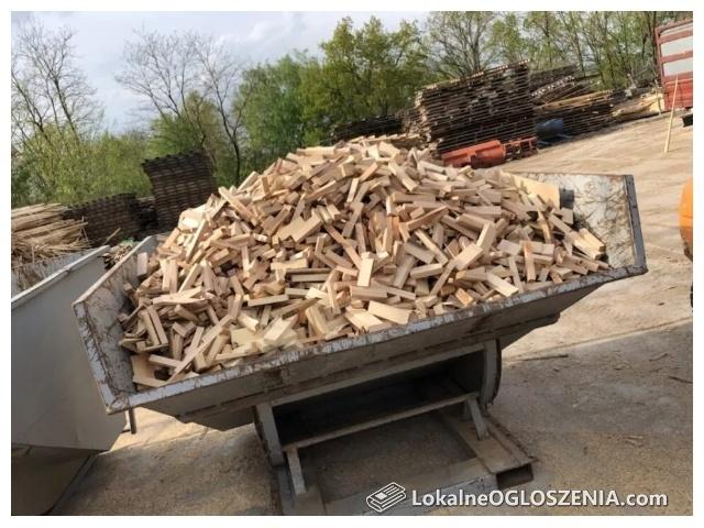 Opał drewno