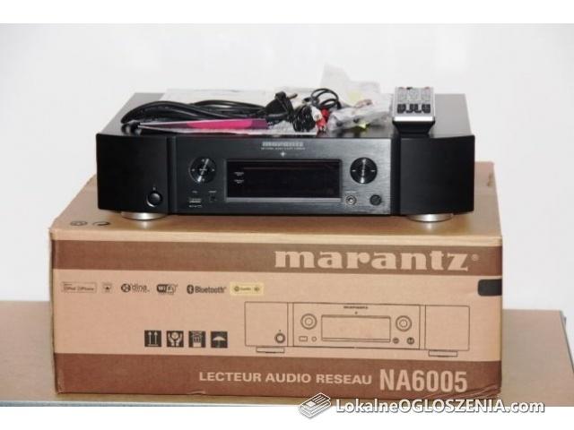 Marantz NA6005 USB DAC kpl 100%OK Gwarancja PL