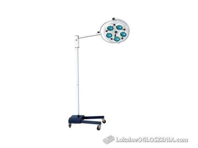 Lampa led medyczna operacyjna bezcieniowa zabiegowa
