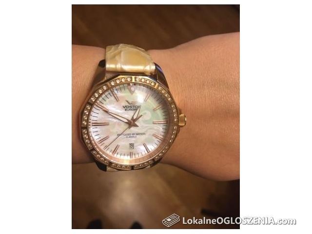 Unikatowy zegarek damski Vostok Europe Rocket N1