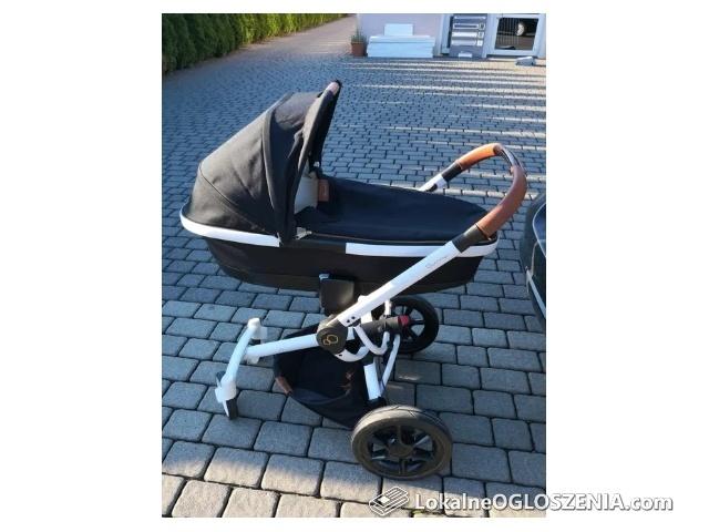 Wózek 3w1 quinny Rachel zoe