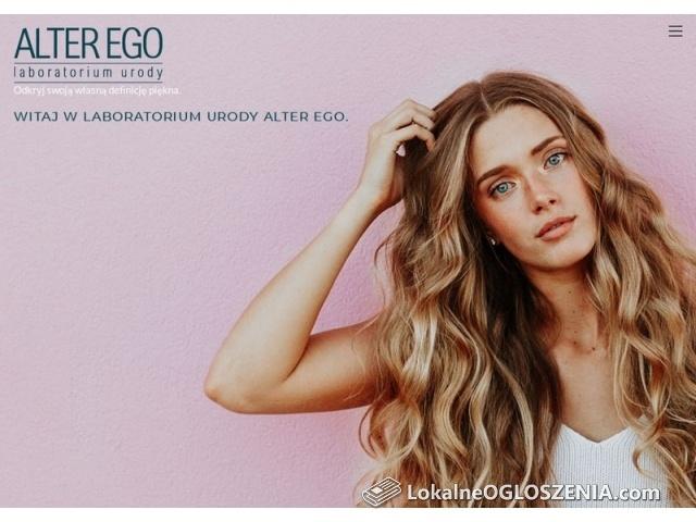 Salon ALTER EGO przedłużanie włosów warszawa