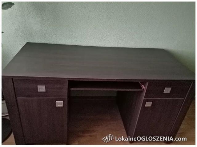 Super solidne biurko gabinetowe