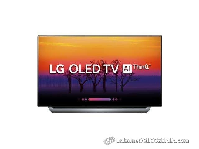 Nowy Lg oled C8 55C8PLA 4k UHD hdr Smart WiFi 2018 gwarancja