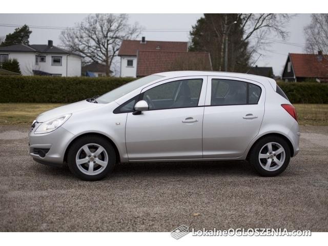 Opel Corsa 1.2 z 2010 r. Z 98 000 km