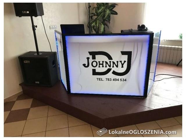 DJ Johnny - imprezy okolicznościowe, firmowe, urodziny, wesela