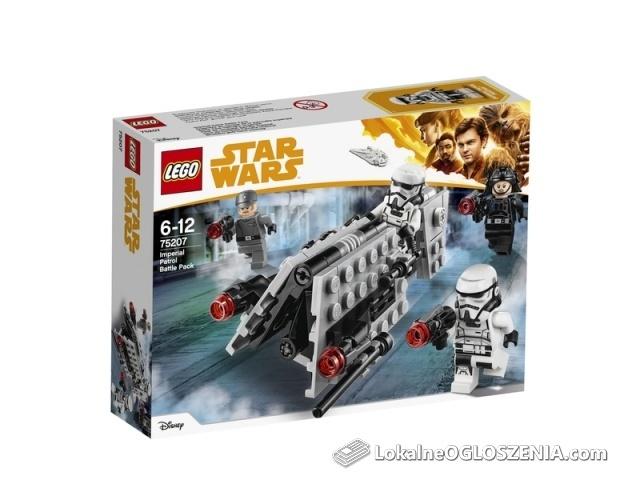 Lego Star Wars 75207