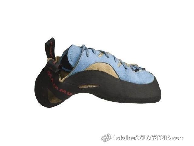 Buty męskie wspinaczkowe Mammut r. 42,5