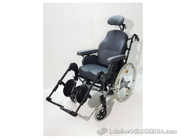 Wózek Inwalidzki Pielęgnacyjny Specjalistyczny, Breezy RelaX²
