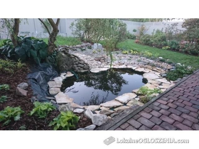 Projektowanie , zakładanie ogrodów, trawników, pielęgnacja ogrodów