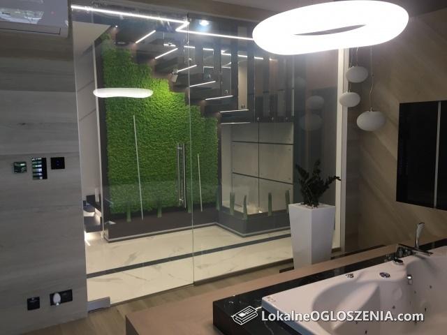 Inteligentne Ścianki Szklane - Michał Janczak Technology
