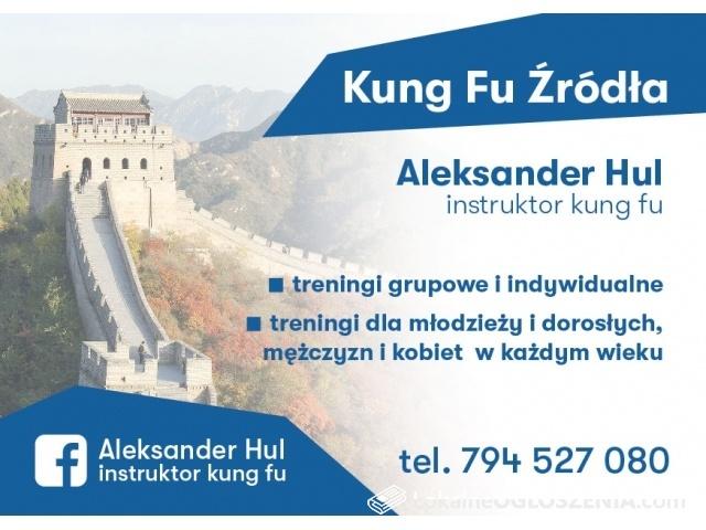 treningi kung fu