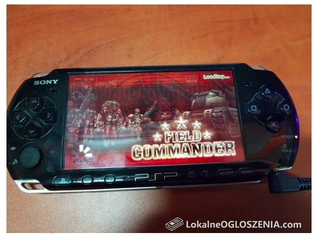 Konsola PSP 3004