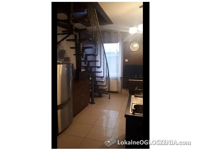 Mieszkanie dwupoziomowe 42m2