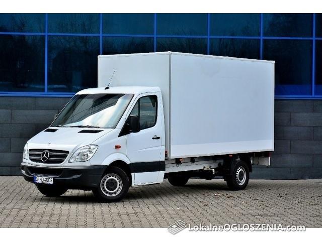 Mercedes-Benz SPRINTER 313 CDI Kontener 8ep