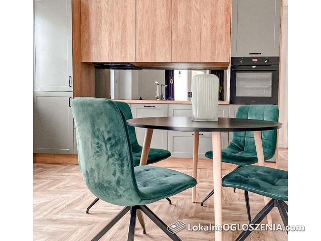 Nowe mieszkanie z własnym ogrodem,oferta pryw.,wysoki standard