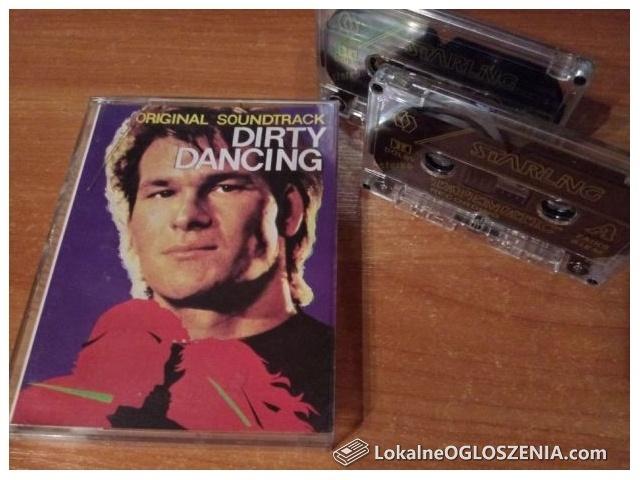 Dirty dancing - Double cass 1991 (podwójne wydanie kaset magnetofonowych)