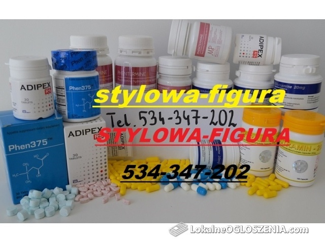 Preparaty na odchudzanie, Adipex retard,meridia,sibutramina, phen 375