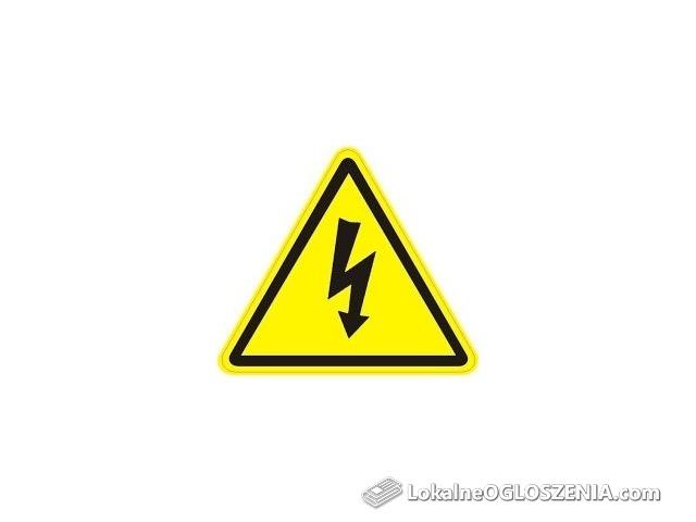 Elektryk / Instalacje elektryczne