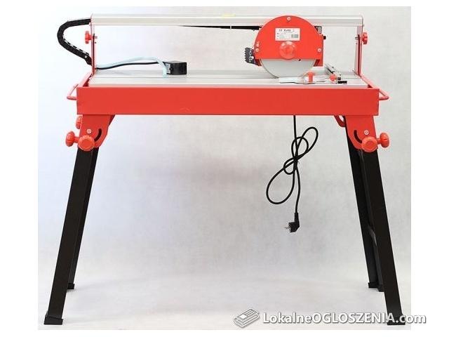 Przecinarka stołowa do glazury płytek 800W długość cięcia 69 cm