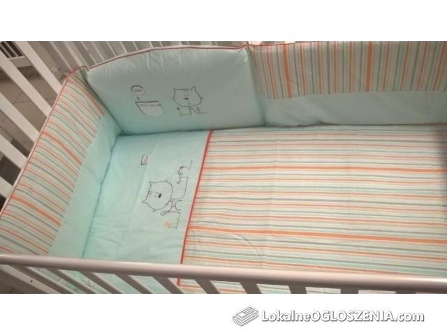 Nowa Pościel Ceba Baby 135/100 3 elementy HiHi