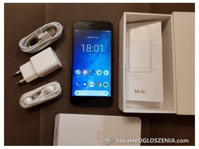 Xiaomi Mi A1 Black 4/32 jak nowy