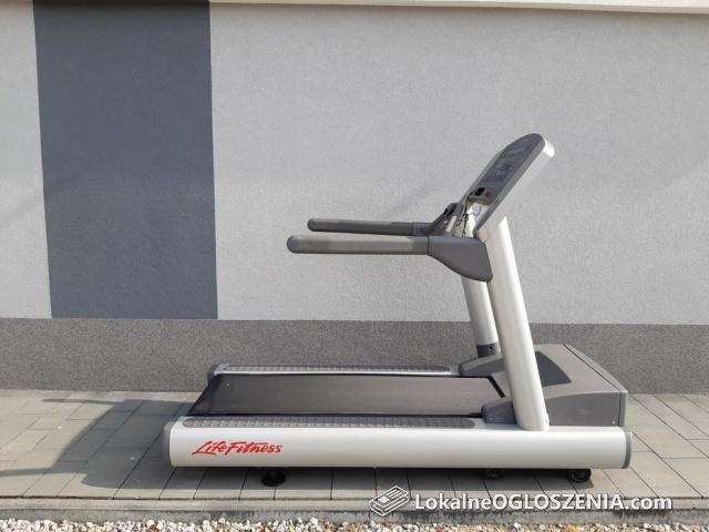 Bieżnia life fitness 95ti regenerowana gwarancja precor cybex york
