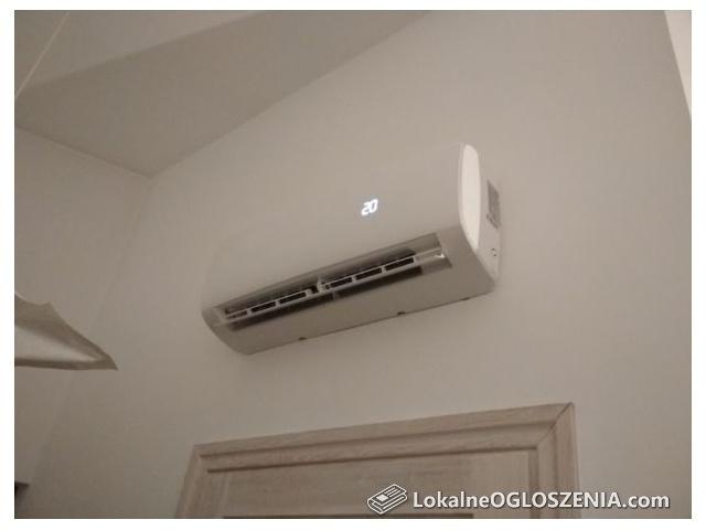 Klimatyzator 2,5 kW z montażem, 3 lata gwar. modem WiFi, czynnik R32