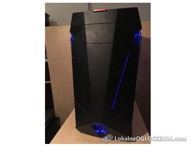 Led komputer do gier, i5, GTX 980 4 GB, SSD, HDD, Windows 10