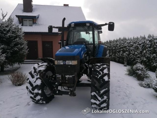 New Holland TM140 Traktor ciągnik rolniczy