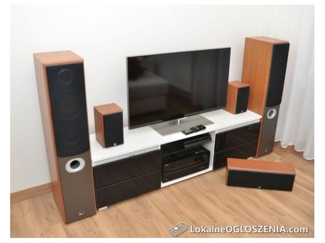 Zestaw amplituner zestaw głośników Onkyo TX-NR525 HTS-700 kino domowe