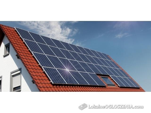 Fotowoltaika panele słoneczne Dotacja 5 tys zł