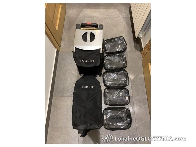 Kufer kosmetyczny ZUCA na kółkach stan idealny