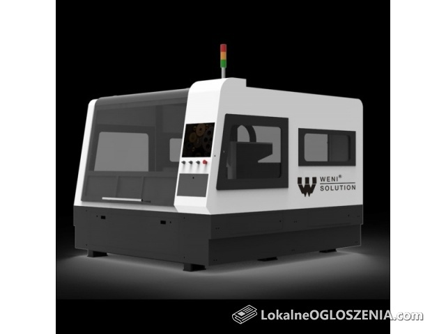 Weni Bodor 1313FL fibrowy ploter laserowy IPG-Raycus