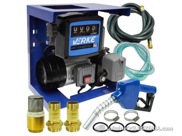 Pompa Paliwa Mini Dystrybutor CPN AUTO STOP VYB-70AP VERKE Filter