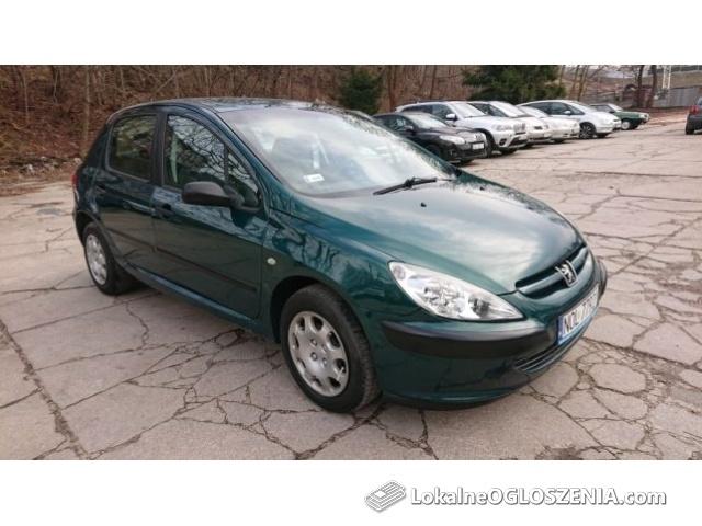 Peugeot 307 1.6 benzyna,2004,klimatyzacja !
