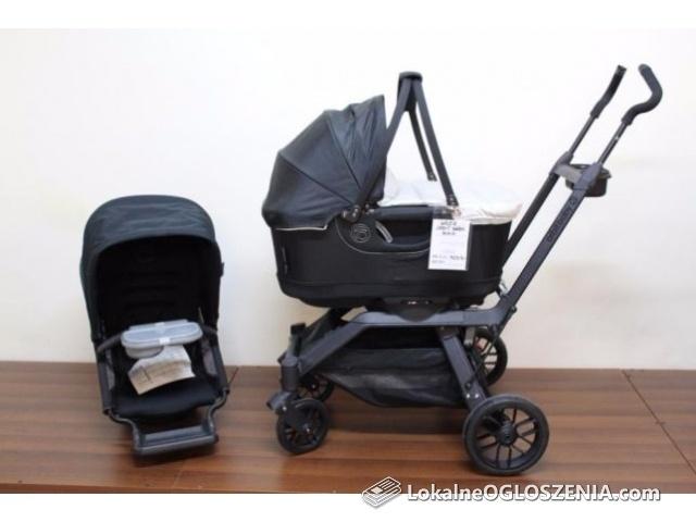 Orbit Baby G3 wózek 2w1 BLACK NOWY wózek głęboko-spacerowy + gratisy