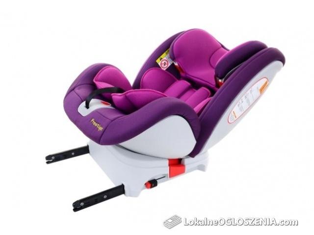 Fotelik samochodowy OBROTOWY 360° 0-36 kg Summer Baby PRESTIGE Isofix