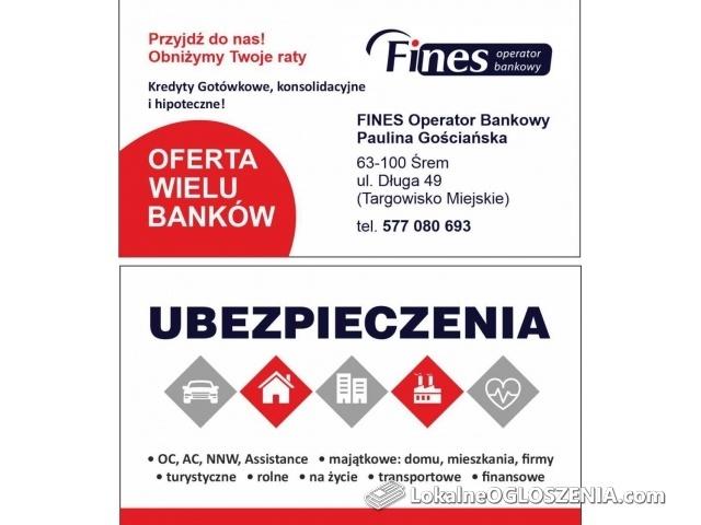 Fines Operator Bankowy Śrem